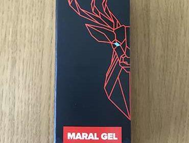 Упаковка maral gel для мужчин